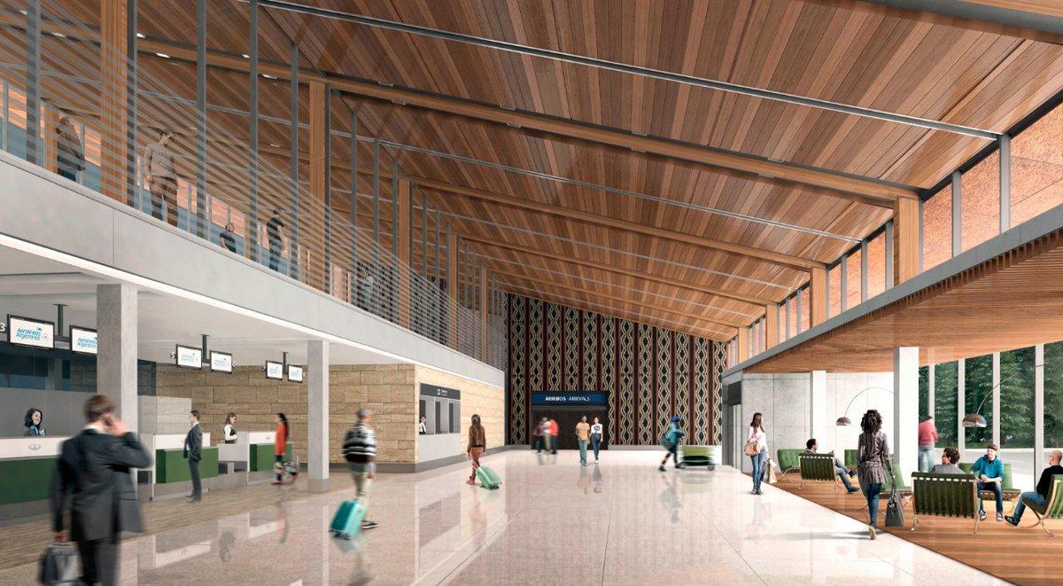 Antes de fin de año comienzan las obras en el aeropuerto de Esquel