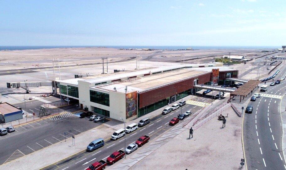 Chile: Aeropuertos regionales al límite de su capacidad
