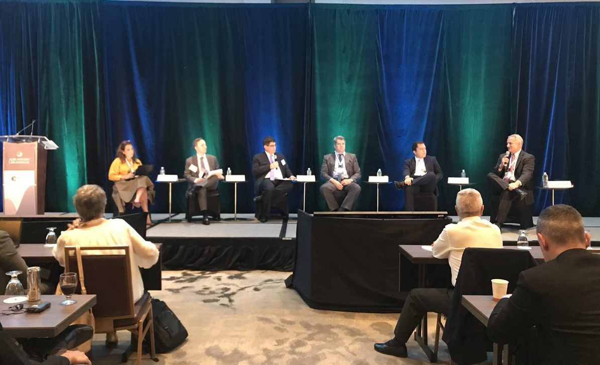 El ALTA Aviation Law Americas reunió a más de 150 ejecutivos de las aéreas legales y financieras en Miami