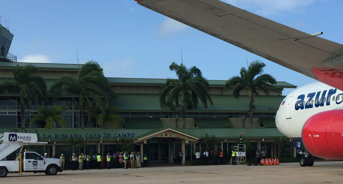 República Dominicana: Hoteleros valoran inicio de operaciones de la rusa Azur Air en La Romana
