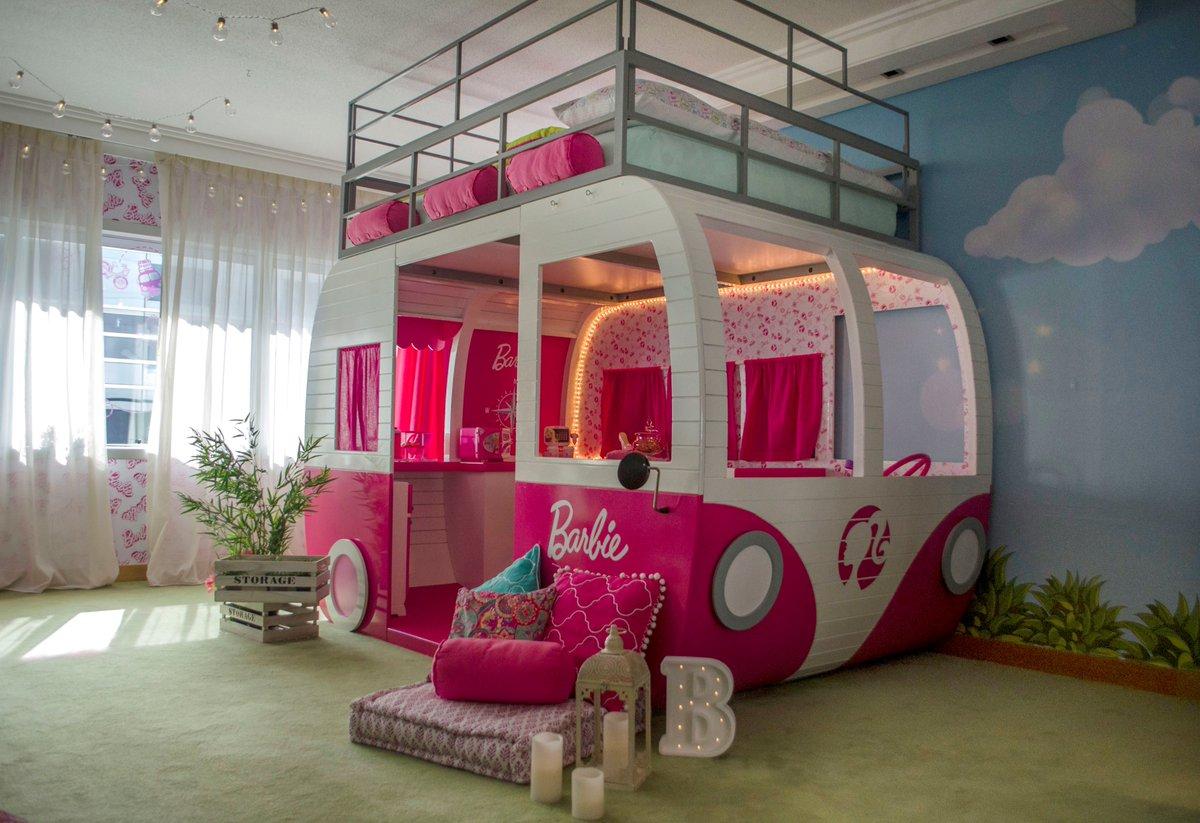 Para sentirse como Barbie en el hotel Hilton de Buenos Aires