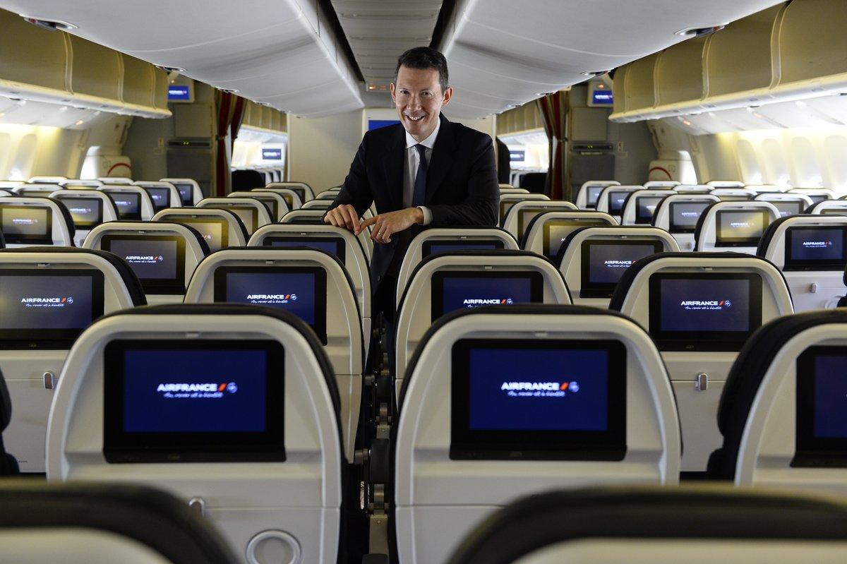 El nuevo CEO de Air France destinará la mitad del sueldo a comprar acciones