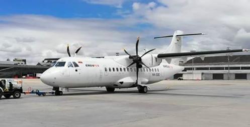La aerolínea Easy Fly habilitará la ruta Pereira – Bucaramanga – Pereira