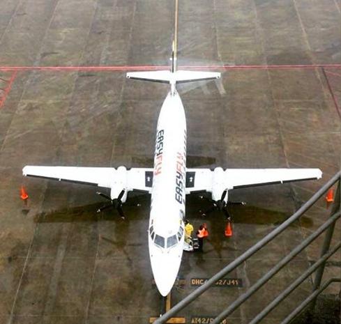 Easyfly programó sus vuelos en junio para conectar con Mitú