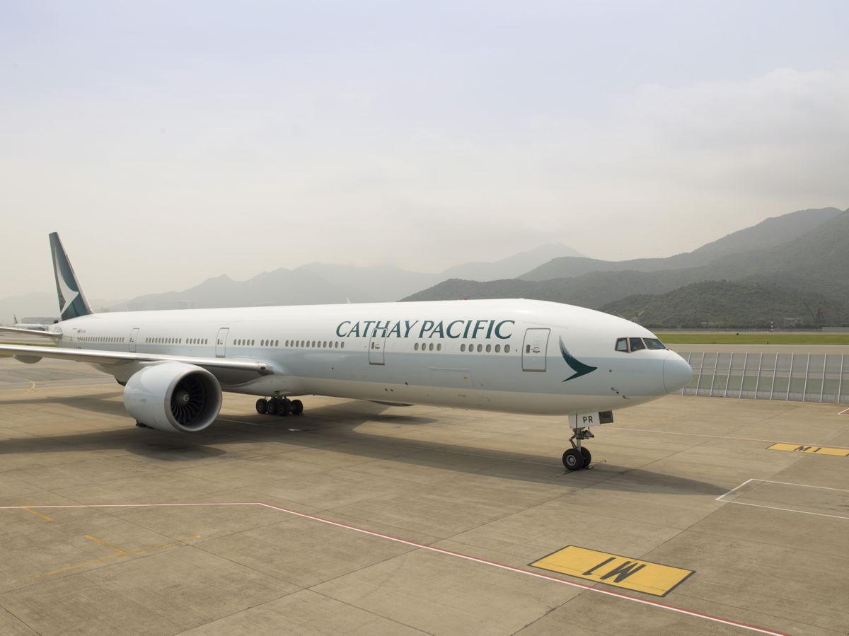 Retoma Cathay Pacific vuelos a Londres