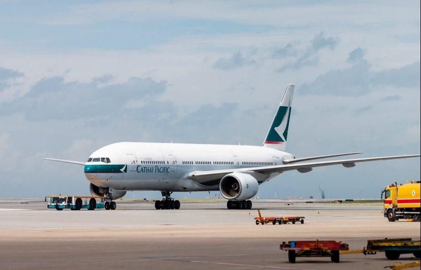 Cathay Pacific Group optimiza su flota de aviones comerciales