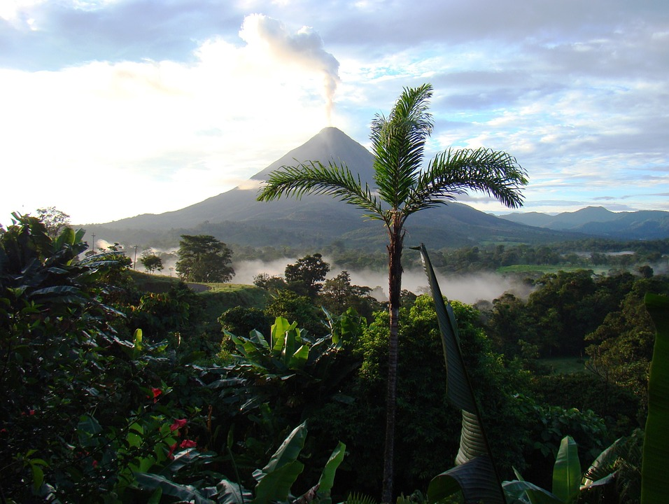 Costa Rica: turistas podrán compensar su huella de carbono