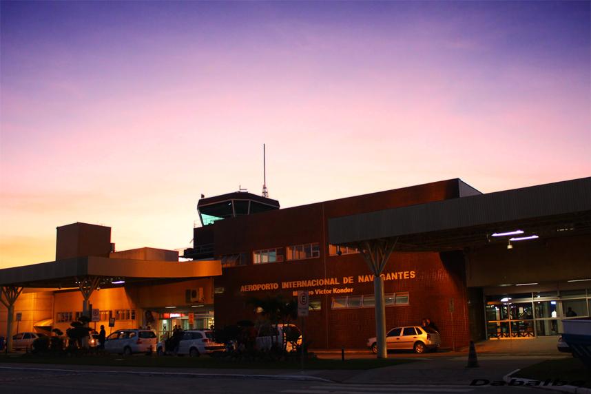 Aeroporto Internacional de Navegantes receberá 12 voos extras no feriado da Independência