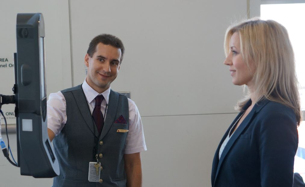 Delta ya emplea el sistema biométrico de reconocimiento facial en vuelos internacionales