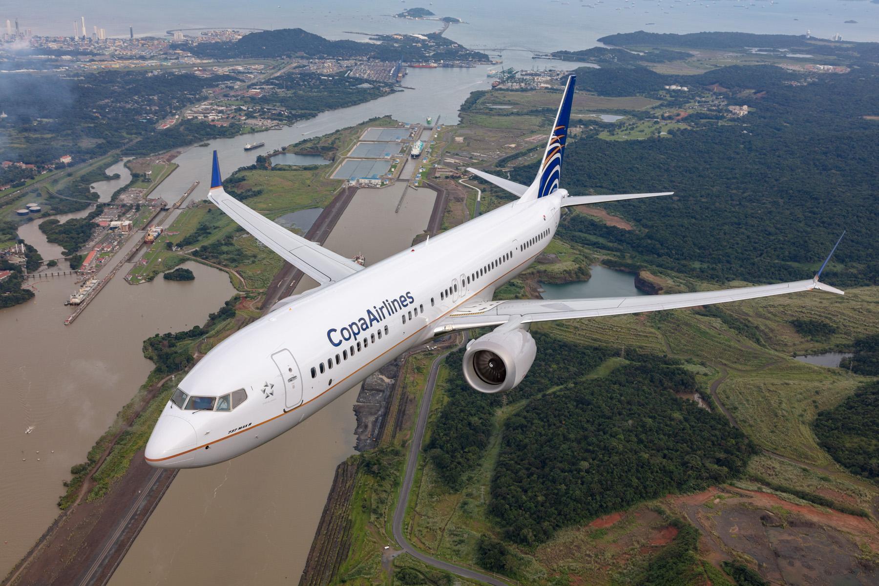 Copa Airlines ve una positiva evolución de la demanda en América Latina