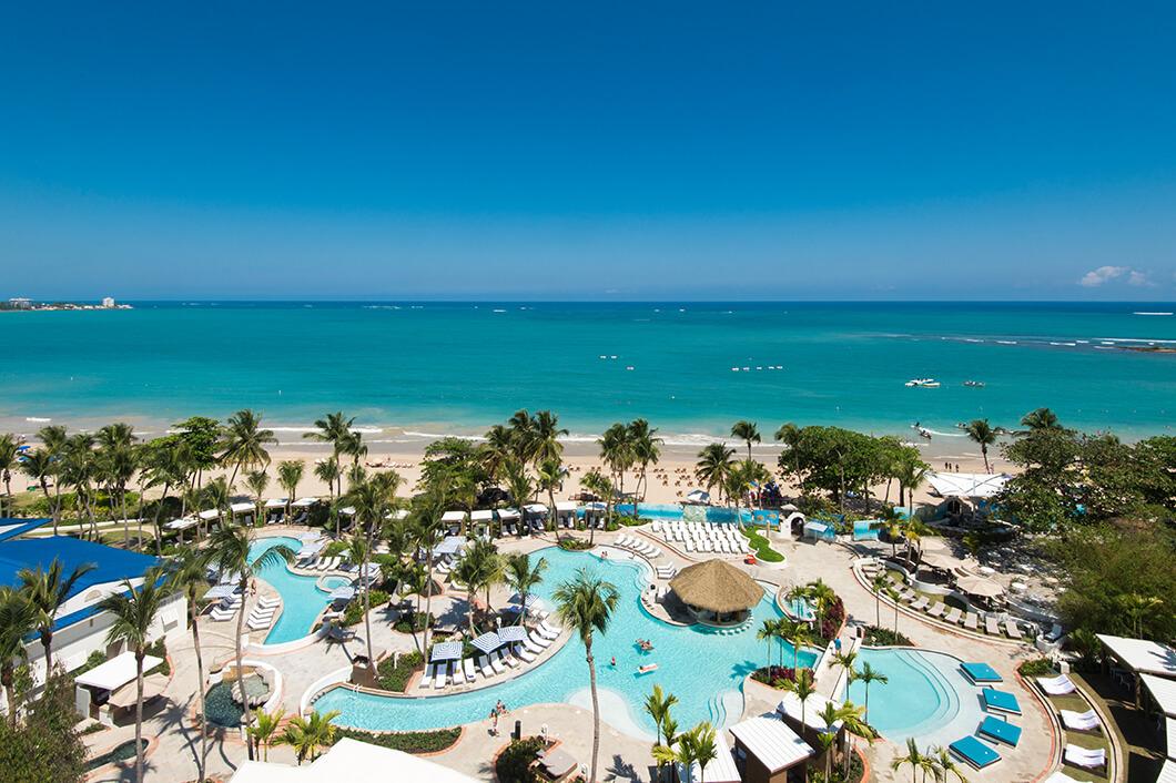 El San Juan Hotel de Puerto Rico está listo para reabrir