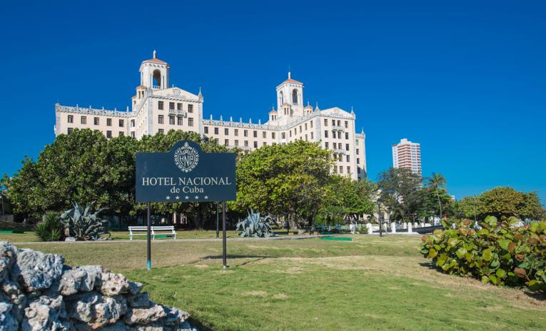 Hotel Nacional de Cuba premiado en los World Travel Awards