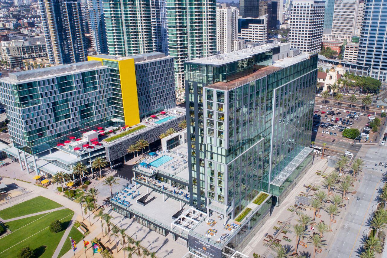 Intercontinental Hotels & Resorts abre una nueva propiedad en el corazón del centro de San Diego