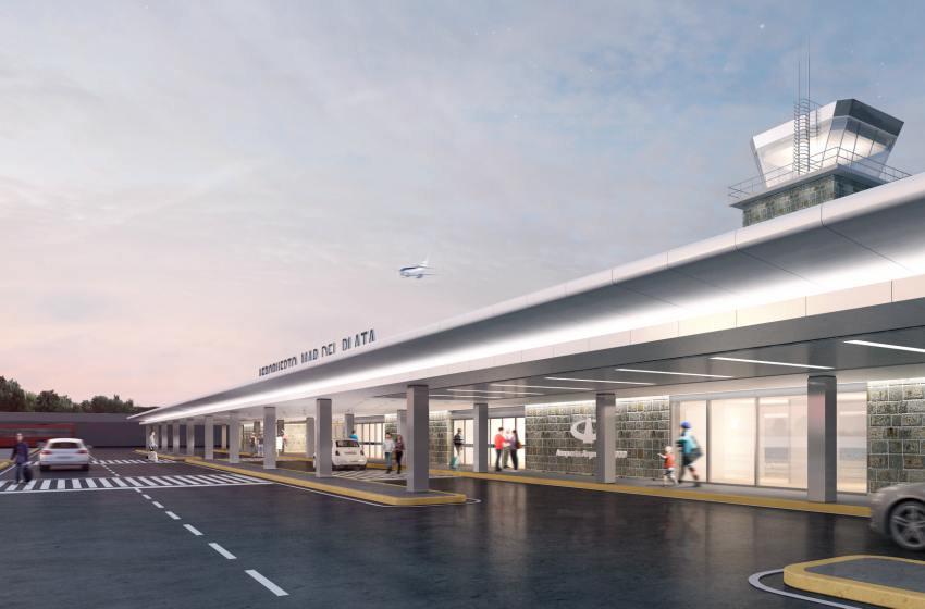 Argentina: Amplían sala de embarque en el aeropuerto de Mar del Plata