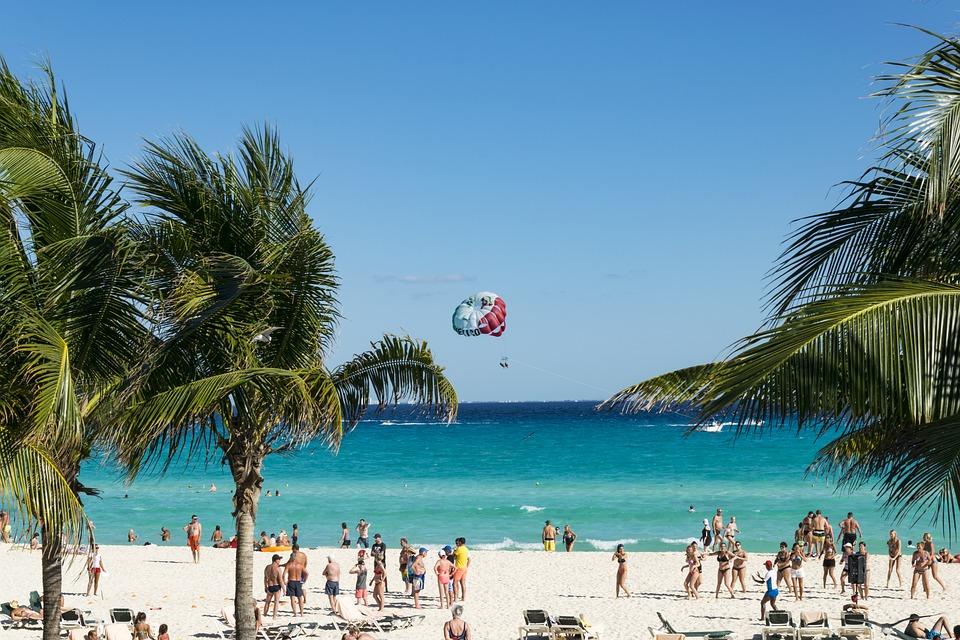 México logró que sus turistas extranjeros gastaran un 13,5% más
