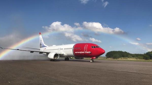 Norwegian no usará el aeropuerto de El Palomar