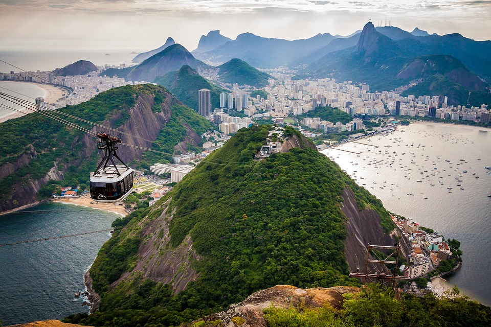 Brasil consigue el mayor gasto de turistas extranjeros desde abril
