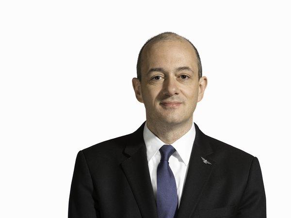 Aeromexico nombra a Nicolas Ferri como Vicepresidente Ejecutivo Comercial