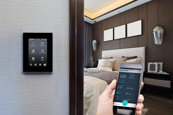 Siemens Smart Hotel, la aplicación para mejorar la experiencia en los hoteles
