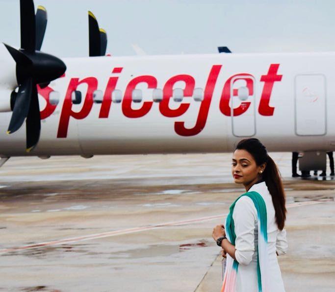 India con la mayor proporción de mujeres pilotos del mundo