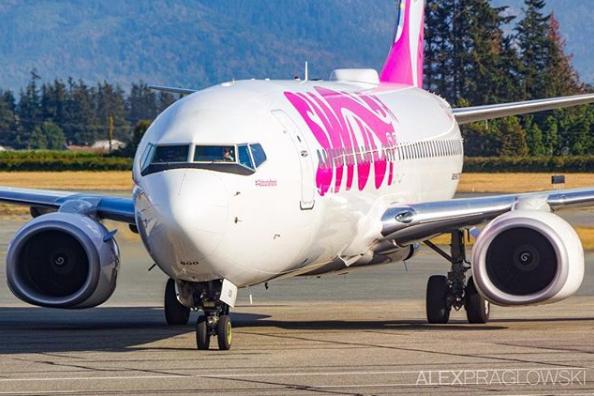 Swoop sigue sumando vuelos sin escalas a México