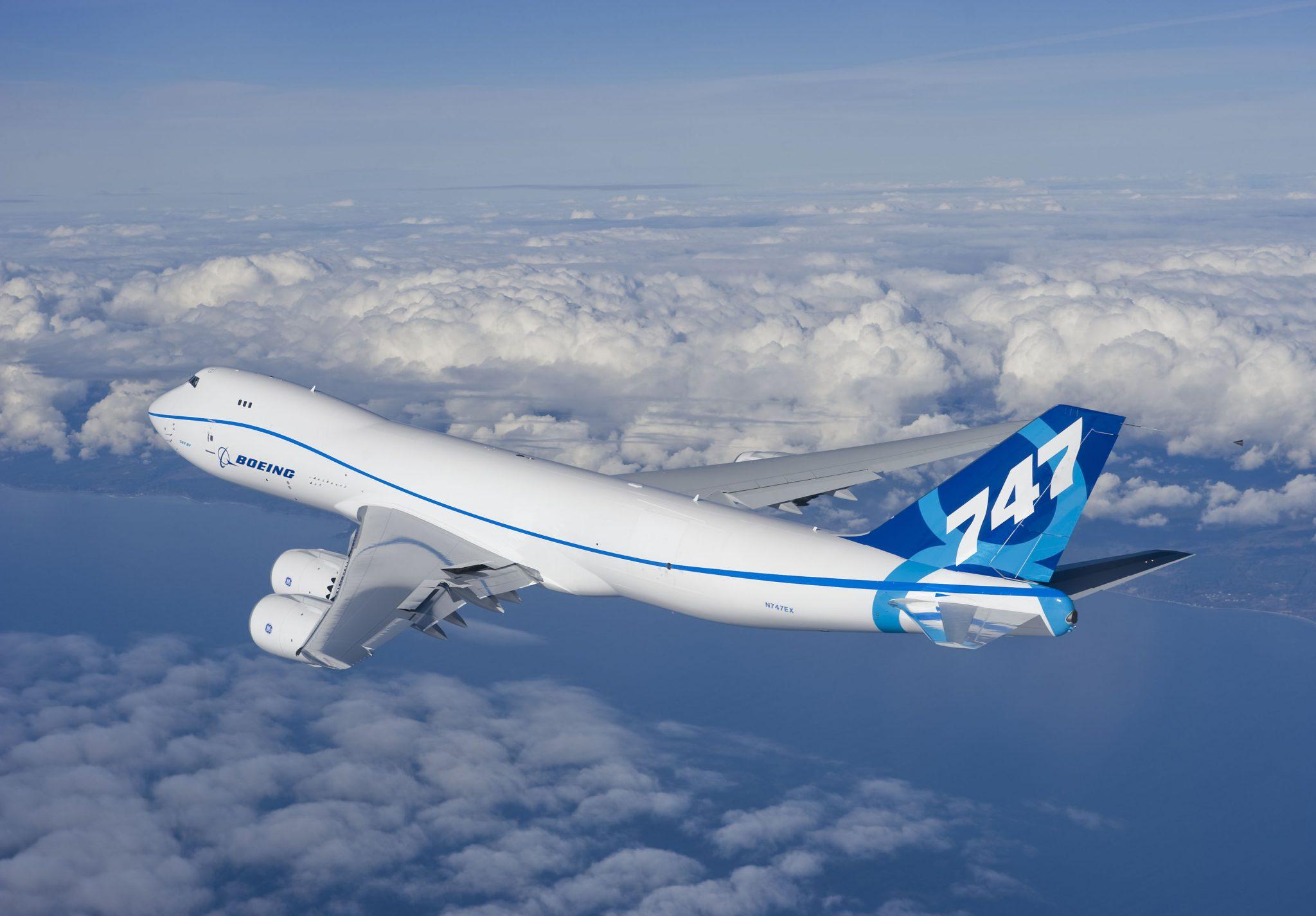 Boeing dará fin al B747