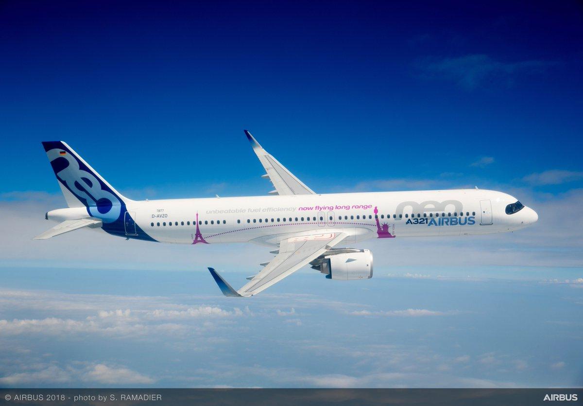 EASA emite una alerta de seguridad sobre el Airbus 321