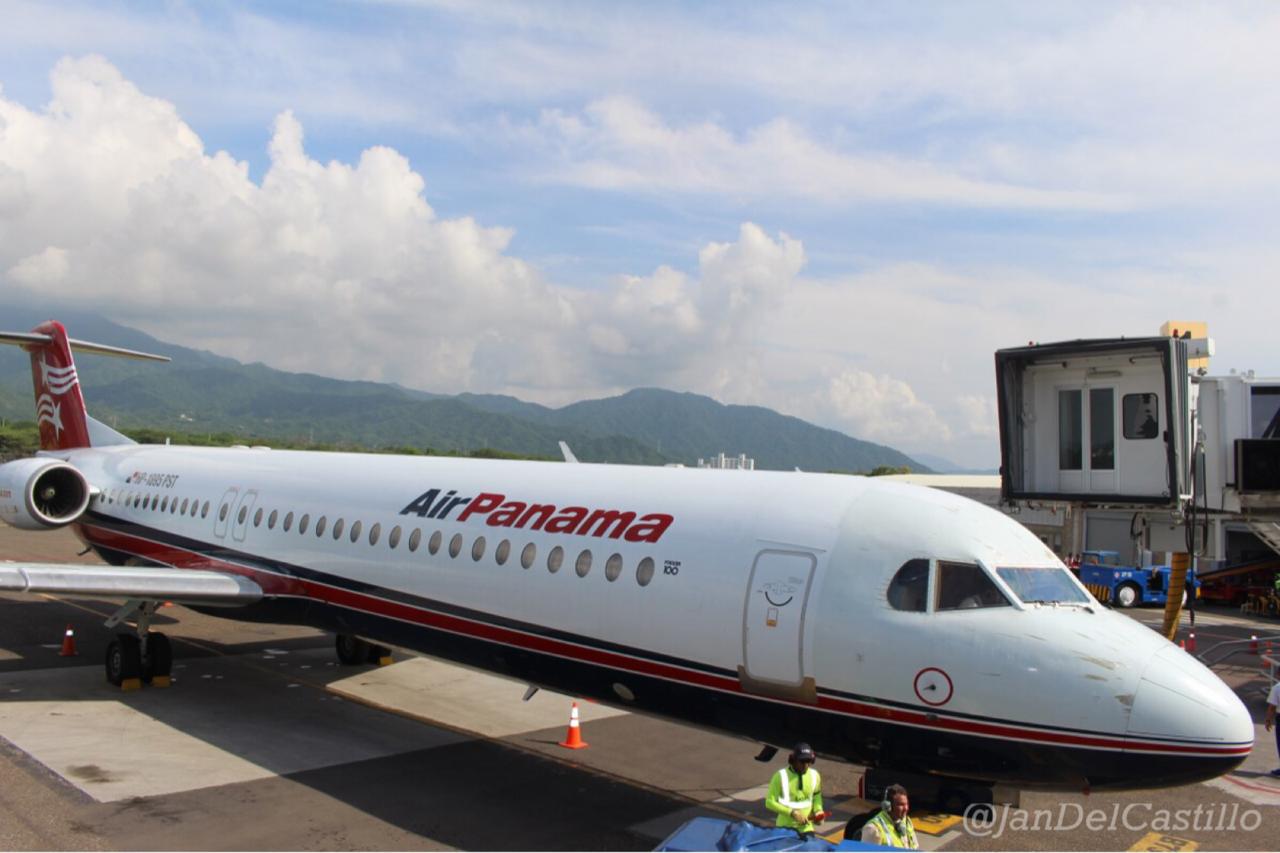 Air Panama anuncia suspensión de operaciones desde El Edén de Armenia