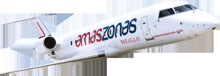 Antiga Amaszonas del Paraguay, Paranair inicia operações no próximo dia 15