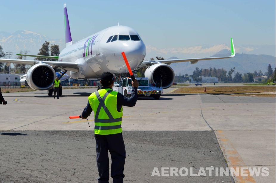 ¿Sabes lo que se hace antes que el avión tome vuelo?