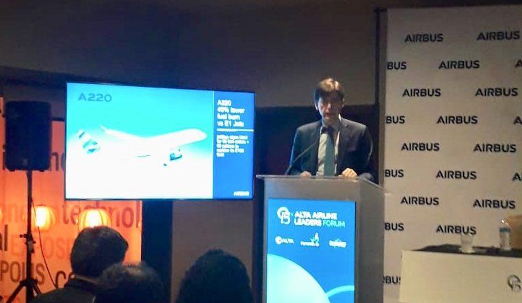 """Airbus frente al Covid-19: """"No hemos recibido cancelaciones de aviones, pero sí acomodamos la producción"""""""