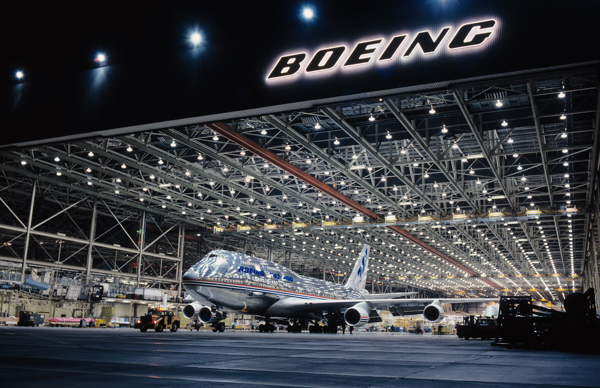 Boeing y ELG Carbon Fibre se unen para reciclaje de restos materiales aeroespaciales