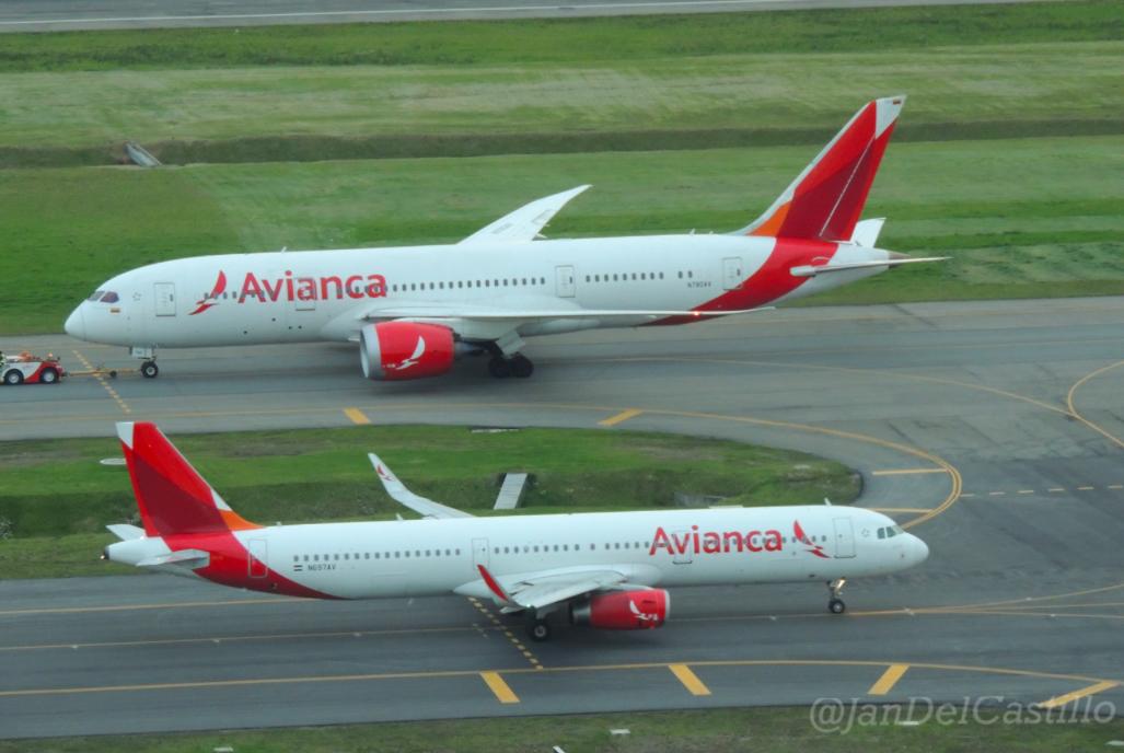 Aerolínea Avianca transporta récord de 30,5 millones de pasajeros en 2018