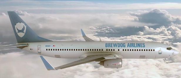 BrewDog presenta BrewDog Airlines, la primera aerolínea de cerveza artesana del mundo