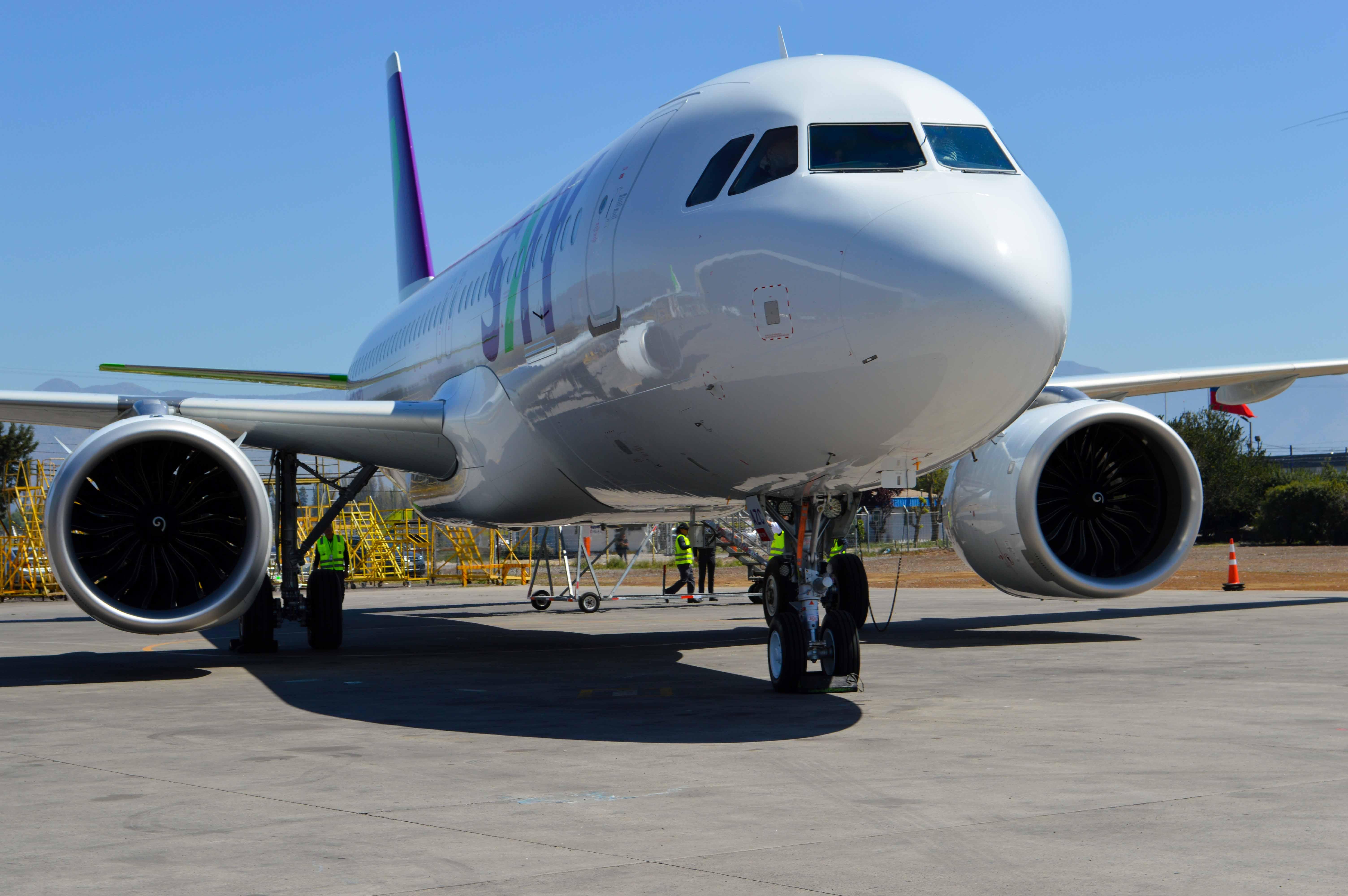 SKY Perú: Nueva aerolínea ya empezó a operar en Ayacucho