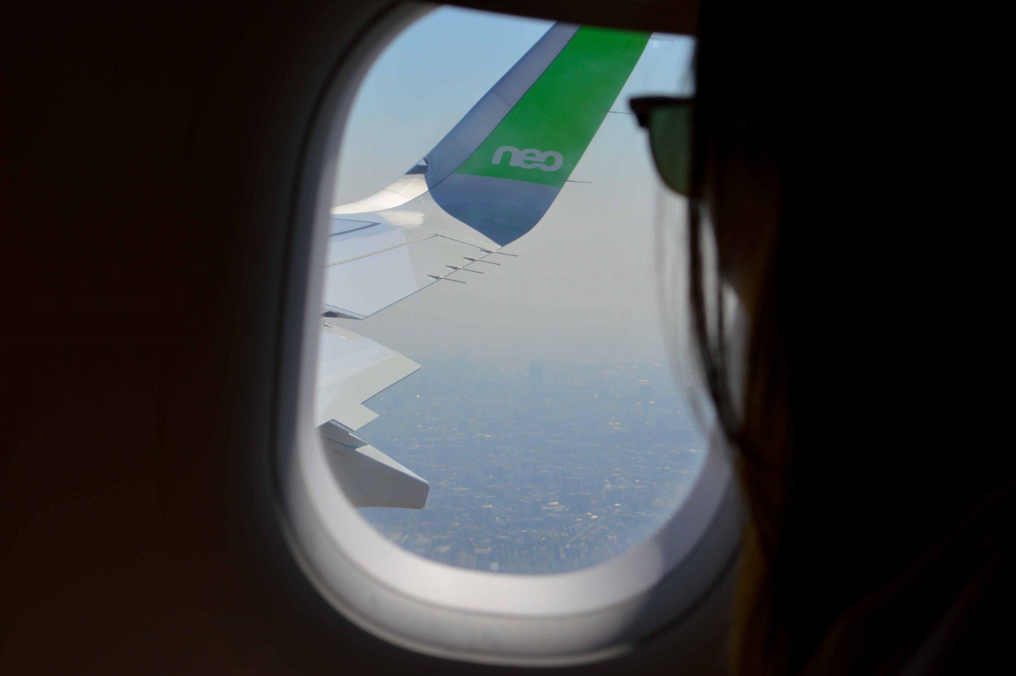 Una nueva entrega de Airbus para SKY el CC-DBJ desde Keflavik