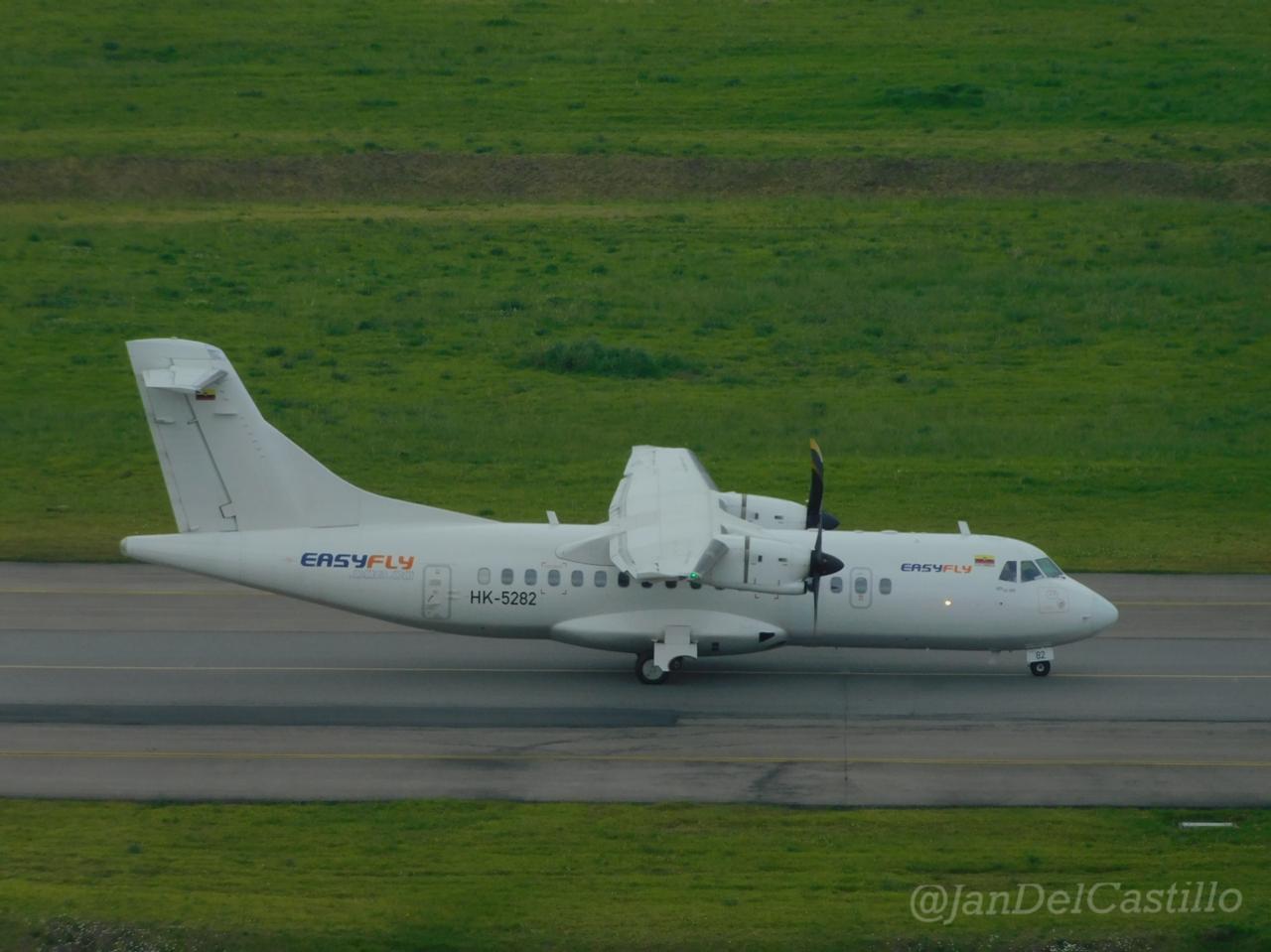 La aerolínea Easyfly está a la espera de permiso para abrir 15 rutas