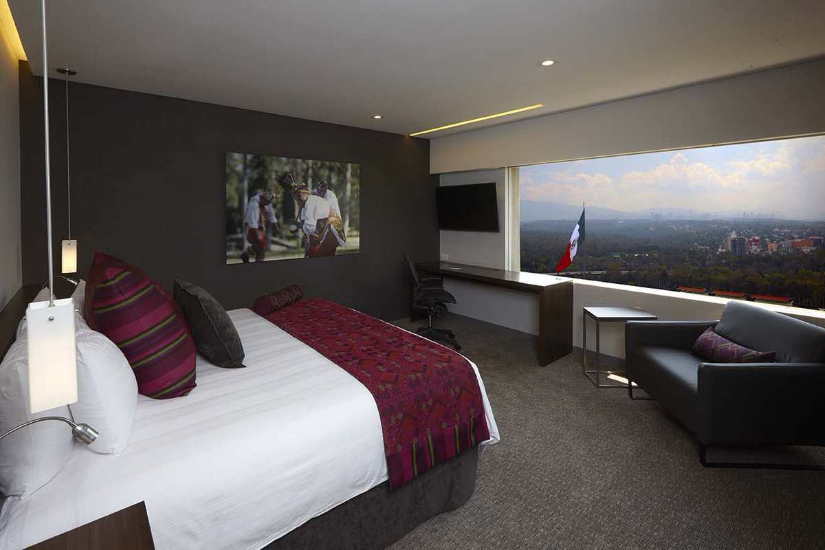 El hotel Presidente InterContinental Mexico City fue galardonado por la AAA