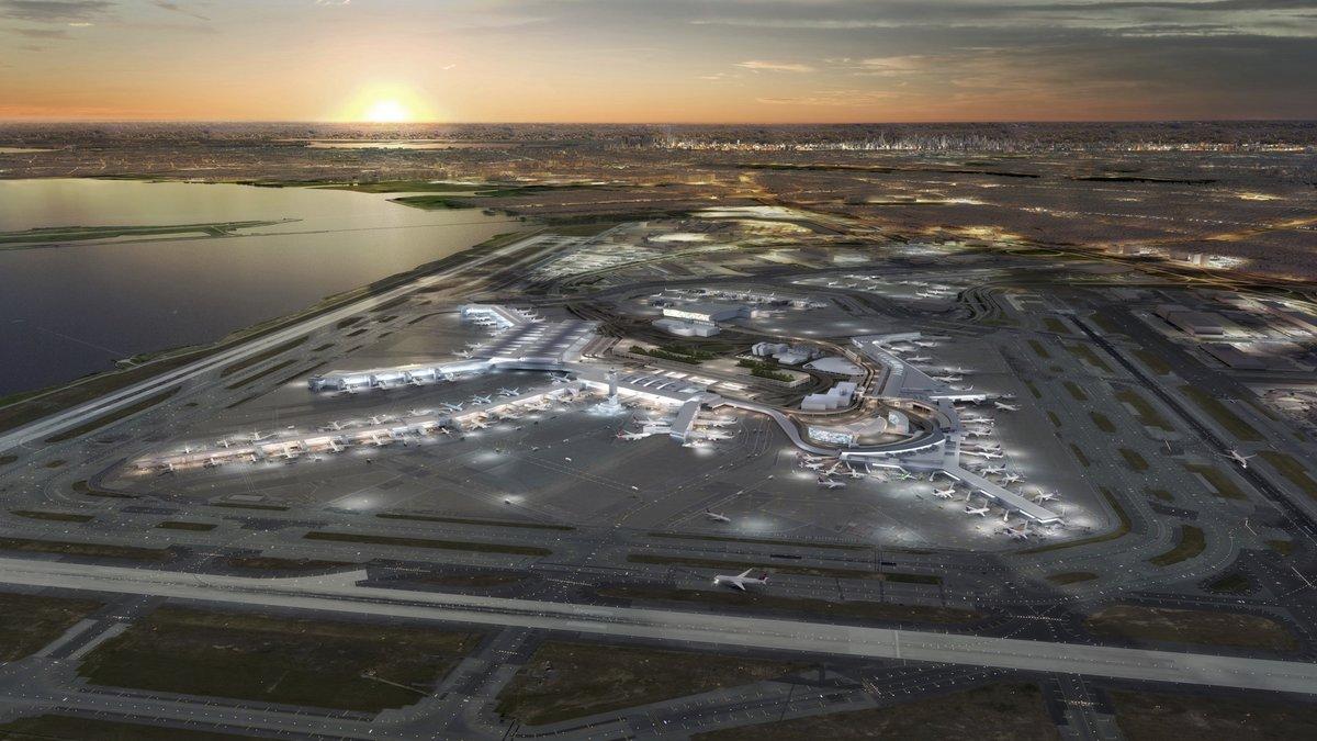 EEUU otorga una ayuda de 10.000 millones de dólares a los aeropuertos bajo la ley CARES