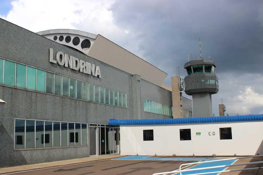 Número de passageiros diminui 68% de janeiro a novembro no aeroporto de Londrina