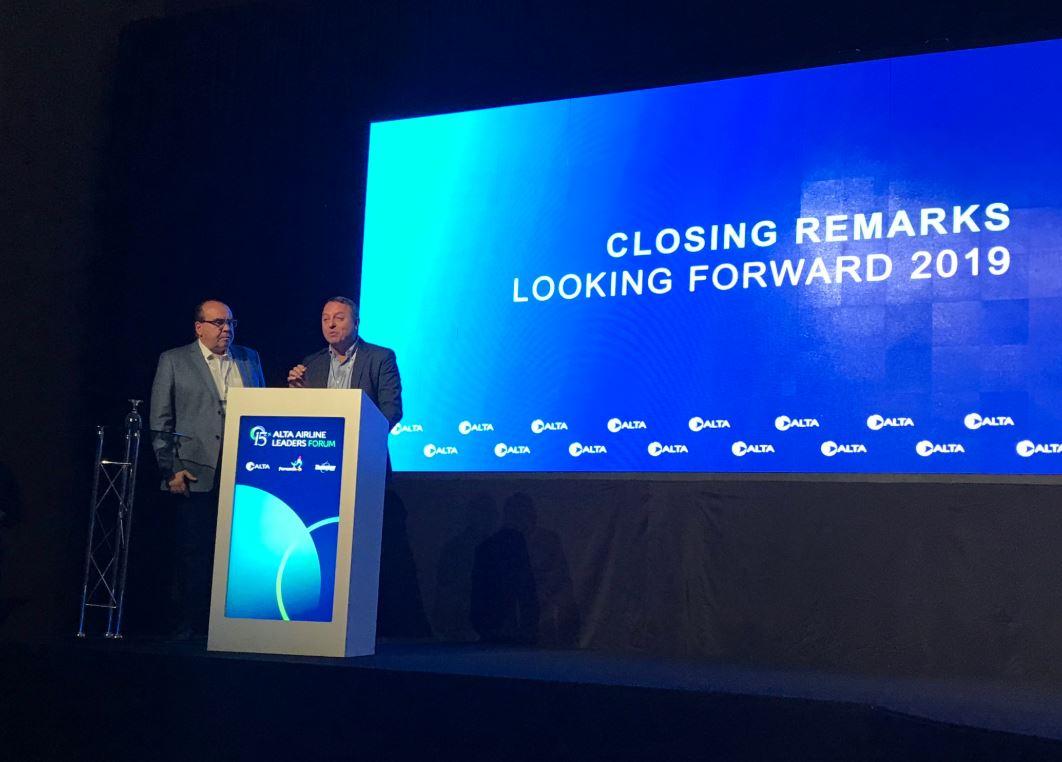 Finaliza 15 edición del ALTA Airline Leaders Forum con los ojos puestos en México