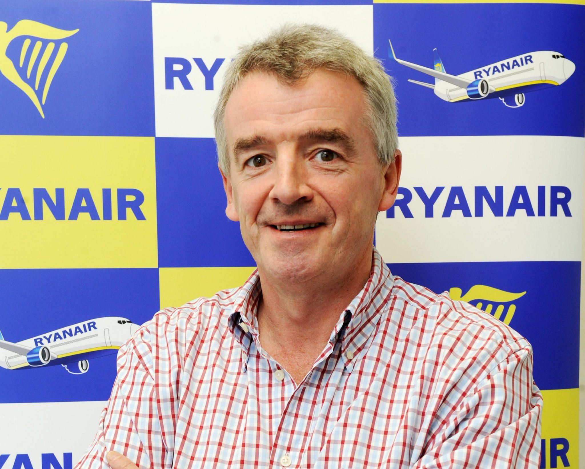 Así ve O'Leary el futuro de la aviación en Europa