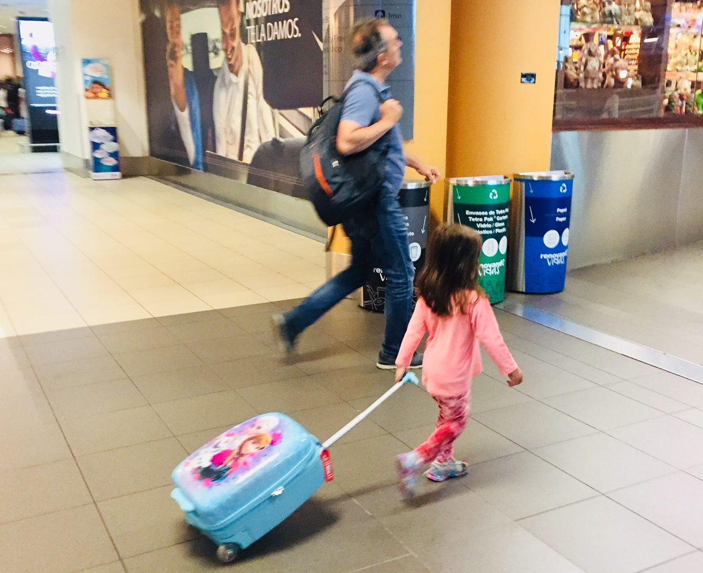 Bebeaway, la «startup» que ayuda a las familias que viajan con niños pequeños