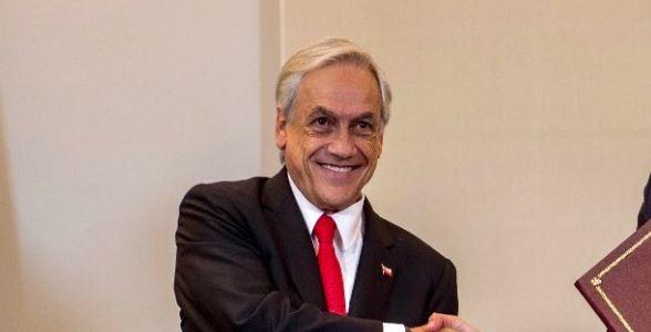 Presidente Piñera destaca el aporte del turismo a Chile