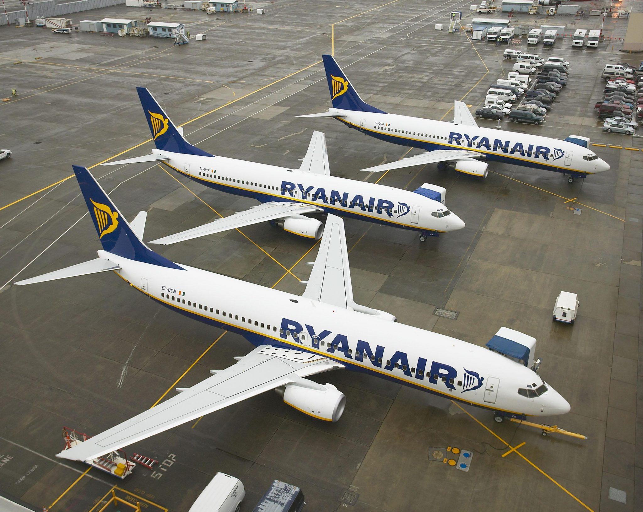 Ryanair firma un acuerdo con SPAC y avanza en el convenio con Balpa
