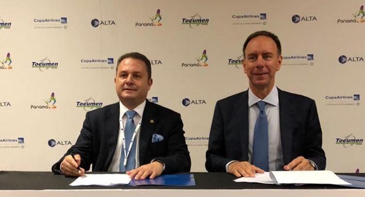 IATA y COCESNA firman memorándum de entendimiento