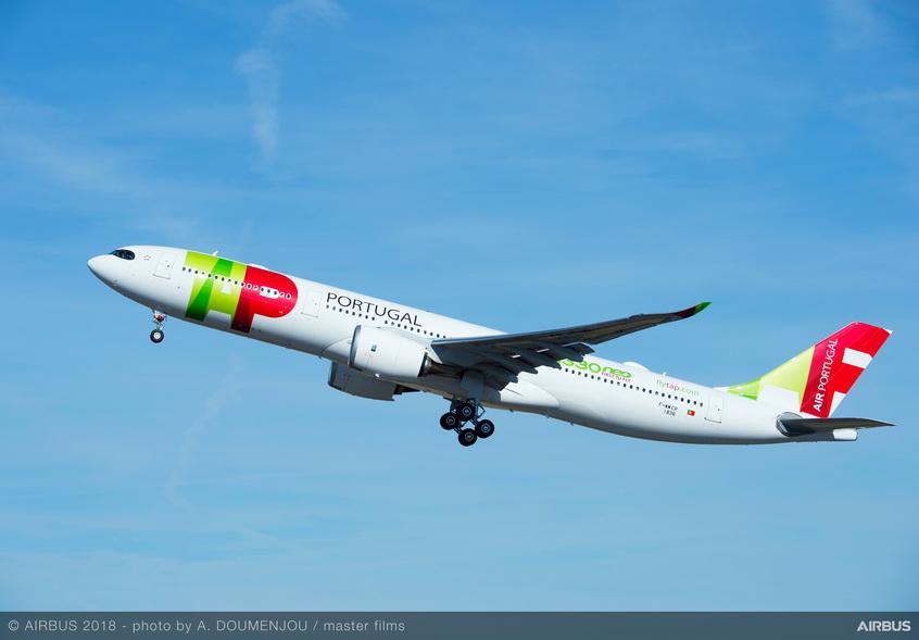 Aeroporto de Brasília recebe primeiro pouso do Airbus 330neo