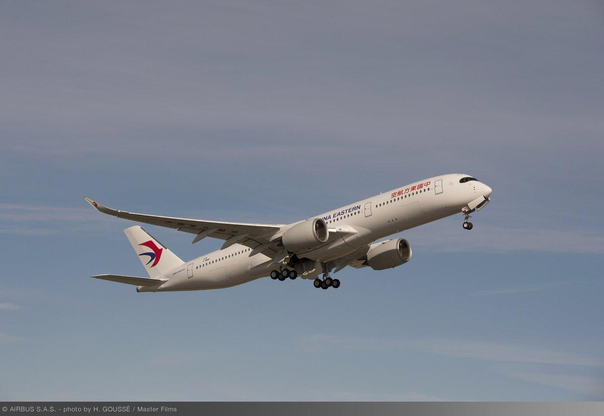 A350XWB y entregas impulsan ingresos de Airbus