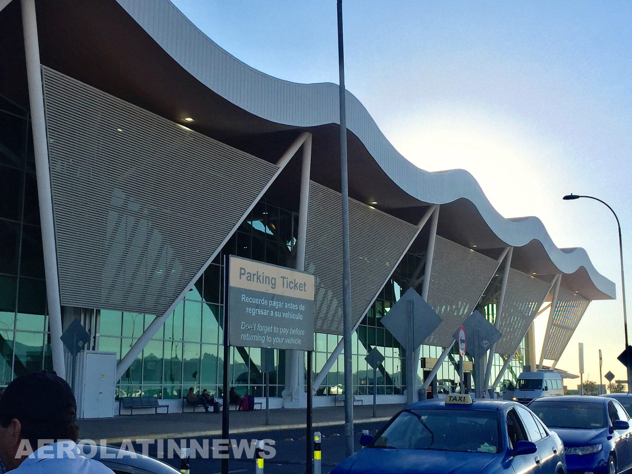 Chile: El Loa de Calama se convierte en aeropuerto tras inicio de la primera ruta internacional