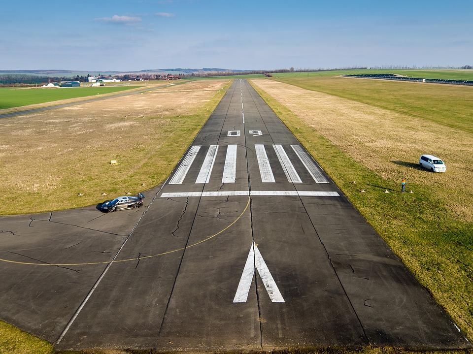 Aeroportos regionais impulsionam a economia no PR
